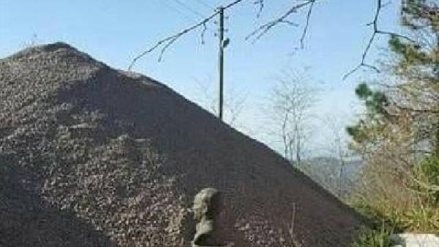 Atatürk Büstü Kaidesi Üzerine Çakıl Dökülmesi Tepki Gördü