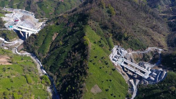 Yarım Asırlık Hayal Cankurtaran Tüneli Trafiğe Açılıyor