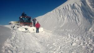 Macahel'de kış