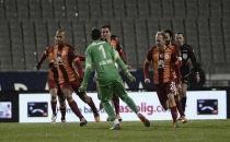 2015 yılının ilk derbisi Galatasaray'ın