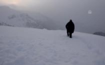Ardahan'da Kar Kalınlığı 2 Metreyi Buldu