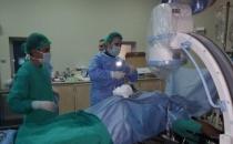 Artvin Devlet Hastanesinde Kapalı Böbrek Taşı Ameliyatı Yapılıyor