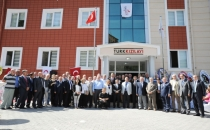 Artvin'de Türk Kızılayı Kız Öğrenci Evi açıldı