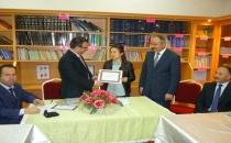 Gölköy İlçe Milli Eğitim Müdürü Avni Günay, Ocak Ayı Okul ve Kurum Müdürleri Toplantısını yaptı.