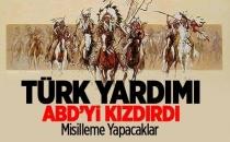 Kızılderililere Türk Yardımı Amerikalıları Kızdırdı