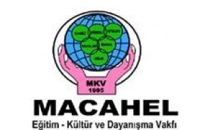 Macahel Vakfı Kongresini Yaptı
